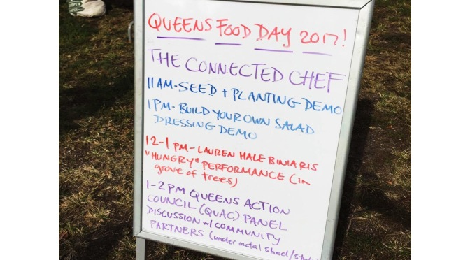 Queens Food Day
