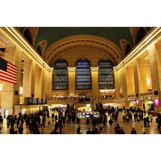 Un après-midi à Grand Central Terminal