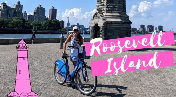 2MIN – ROOSEVELT ISLAND EN VELO
