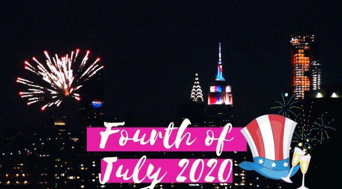 VLOG NYC: MACY'S FOURTH OF JULY 2020